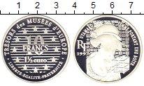 Изображение Монеты Франция 10 франков 1997 Серебро Proof