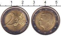 Изображение Монеты Испания 2 евро 2015 Биметалл UNC