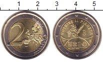 Изображение Монеты Италия 2 евро 2015 Биметалл UNC