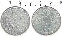 Изображение Монеты Франция 10 евро 2011 Серебро UNC- Регионы Франции - Пи