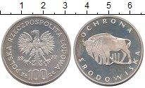 Изображение Монеты Польша 100 злотых 1977 Серебро Proof