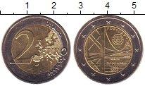 Изображение Монеты Португалия 2 евро 2016 Биметалл UNC