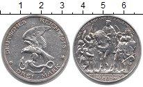 Изображение Монеты Пруссия 3 марки 1913 Серебро XF 100 - летие  победы