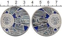 Изображение Монеты Франция 10 евро 2013 Серебро Proof