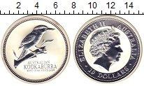 Изображение Монеты Австралия 10 долларов 2003 Серебро Proof
