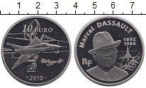 Изображение Монеты Франция 10 евро 2010 Медно-никель Proof