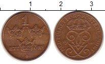 Изображение Монеты Швеция 1 эре 1950 Бронза XF