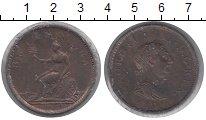Изображение Монеты Великобритания 1 пенни 1806 Медь XF