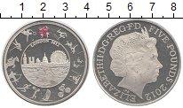 Изображение Монеты Великобритания 5 фунтов 2012 Серебро Proof-