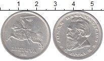 Монета литва 5 лит 1936 unc купить 1 zlote 1993 цена