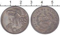 Изображение Монеты Гватемала Гватемала 1955 Серебро XF-