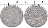 Изображение Монеты Гватемала Гватемала 1926 Серебро XF-