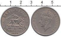 Изображение Монеты Великобритания Восточная Африка 1 шиллинг 1950 Медно-никель XF