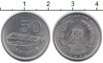 Изображение Монеты Мозамбик 50 сентаво 1982 Алюминий UNC-