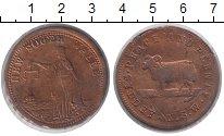 Изображение Монеты Австралия 1 пенни 0 Медь VF