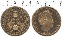Изображение Монеты Тристан-да-Кунья 1 крона 2011 Медно-никель UNC