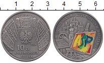 Изображение Монеты Польша 10 злотых 2004 Серебро UNC