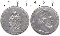 Изображение Монеты Пруссия 1 талер 1871 Серебро XF+