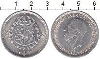 Изображение Монеты Швеция 2 кроны 1947 Серебро XF