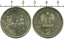 Изображение Монеты Польша 2 злотых 2010 Латунь UNC-