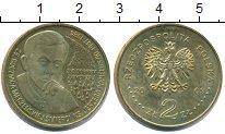 Изображение Монеты Польша 2 злотых 2009 Латунь UNC-