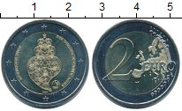 Изображение Монеты Португалия 2 евро 2016 Биметалл UNC-