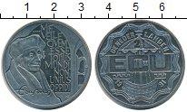 Изображение Монеты Нидерланды 2 1/2 экю 1991 Медно-никель UNC-