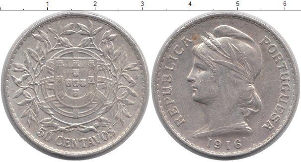 Португальские серебряные монеты ціни на копійки україни