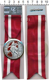Изображение Монеты Швейцария Стрелковый фестиваль 1989 Медно-никель UNC