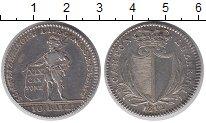 Изображение Монеты Люцерн 10 батзен 1812 Серебро XF-
