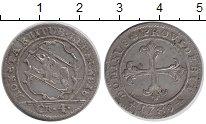 Изображение Монеты Берн 4 крейцера 1789 Серебро XF