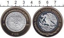 Изображение Монеты Мексика 100 песо 2014 Серебро Proof