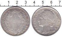 Изображение Монеты Индокитай 1 пиастр 1931 Серебро XF