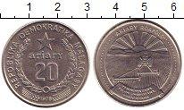 Изображение Монеты Мадагаскар 20 ариари 1978 Медно-никель XF