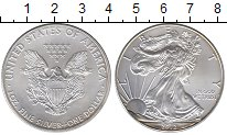 Изображение Монеты США 1 доллар 2012 Серебро UNC-
