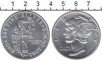 Изображение Монеты США 1 унция 2005 Серебро UNC-