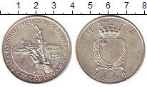 Изображение Монеты Мальта 5 лир 1990 Серебро UNC-