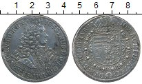 Изображение Монеты Австрия 1 талер 1710 Серебро XF
