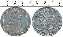Изображение Монеты Австрия 1 талер 1761 Серебро XF Мария  Тереза