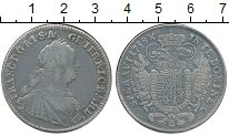 Изображение Монеты Австрия 1/2 талера 1758 Серебро XF Франц I