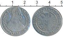 Изображение Монеты Австрия 6 крейцеров 1665 Серебро VF