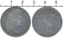 Изображение Монеты Франция жетон 1692 Серебро XF-