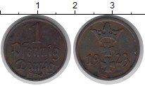 Изображение Монеты Данциг 1 пфенниг 1923 Бронза XF