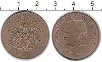 Изображение Монеты Монако 10 франков 1978 Латунь XF
