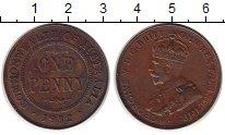 Изображение Монеты Австралия 1 пенни 1932 Бронза XF