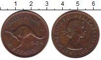 Изображение Монеты Австралия 1 пенни 1964 Бронза XF