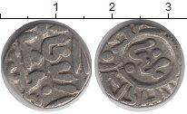 Изображение Монеты Индия 1/4 рупии 0 Серебро XF-