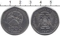 Изображение Монеты Сан-Томе и Принсипи 2000 добрас 1997 Железо UNC