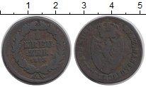 Изображение Монеты Германия Нассау 1 крейцер 1813 Медь VF