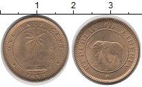 Изображение Монеты Либерия 1/2 цента 1937 Латунь VF